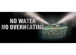 Jäähdytysnesteen lisäys vesi